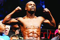 Floyd Mayweather Jr. v Marcos Maidana - Weigh-In