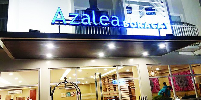 Azalea Boracay of publicly listed 8990 Holdings Inc., one of the fastest-growing property developers in the country,  is the second of a planned nationwide chain of serviced residences. 8990 seeks to replicate the success of Azalea in Baguio City and start off a string of similar developments in Cebu, Davao and Angeles City.