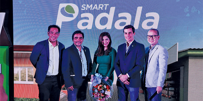 Locsin tapped as brand ambassador of Smart Padala's latest campaign