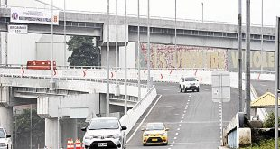 Travelers bound for Ninoy Aquino International Airport (Naia) Terminals 1 and 2 can now reach them faster with the opening of the Naia Expressway Phase II Project by the Department of Public Works and Highways (DPWH) on Sept. 22. The elevated expressway connects Naia Terminals 1 and 2 from Diosdado Macapagal Avenue in Pasay City and serves as a faster route instead of going through the highly congested Aurora Boulevard, Airport Road, Domestic Road and Naia Road. AVITO C. DALAN/PNA