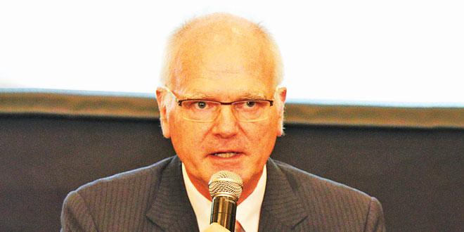 EU Ambassador Franz Jessen. ALVIN I. DACANAY