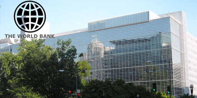 The World Bank Group headquarters buildings in Washington, D.C. (Photo: AgnosticPreachersKid via Wikimedia Commons)