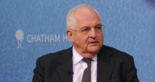 Martin Wolf. (Photo by Chatham House VIA WIKIMEDIA COMMONS)