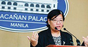 Foreign Affairs Assistant Secretary Ma. Helen Barber-de la Vega. TOTO LOZANO/ PPD.PCOO