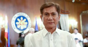 Environment Secretary Roy Cimatu. (Photo: Robinson Niñal/Presidential Photo)