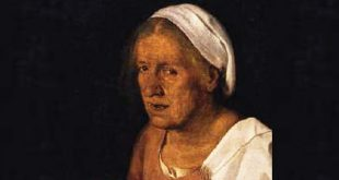 Old Woman by Giorgione at the Gallerie dell'Academia in Venice, Italy. (VIA WIKIMEDIA COMMONS)
