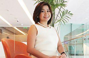 Senior Vice President of Globe at Home Martha Sazon. (GLOBE TELECOM WEBSITE)