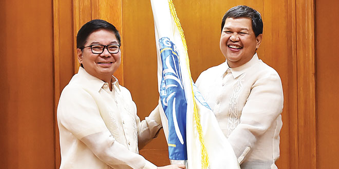 The governorship of the Bangko Sentral ng Pilipinas is passed on from Amando M. Tetangco Jr. to Nestor A. Espenilla Jr. on July 3. Espenilla joined the BSP in 1981 and steadily rose through the ranks until he was appointed Deputy Governor in 2005. Espenilla succeeds Tetangco as fourth governor of the BSP since its establishment in 1993.