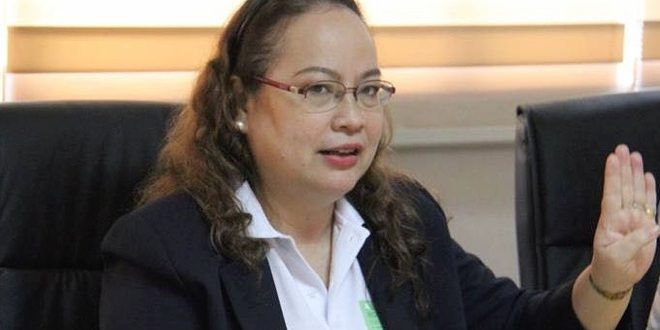 Health Secretary Dr. Paulyn Jean B. Rosell-Ubial. (Photo: Department of Health [Philippines] Facebook page)