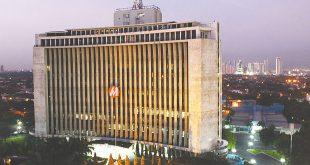 The Manila Electric Co. building. ELMER DOMINGO (CC BY-SA 3.0)