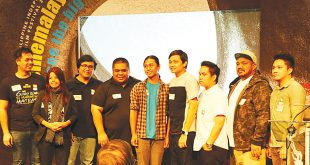 The filmmakers behind the nine full-length features in competition at the 13th Cinemalaya Philippine Independent Film Festival during a press conference at the Cultural Center of the Philippines (CCP) on July 13, 2017. ALVIN I. DACANAY