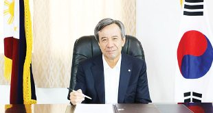 Donggwang Clark Corp. Chairman Lee Shin-Kun