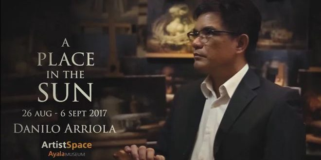 """A screengrab from """"A Place in the Sun"""" promotional video featuring Danilo Arriola. (Photo: Jeremy Jay Abanao's Vimeo account)"""