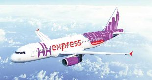 HK Express Airbus A320.