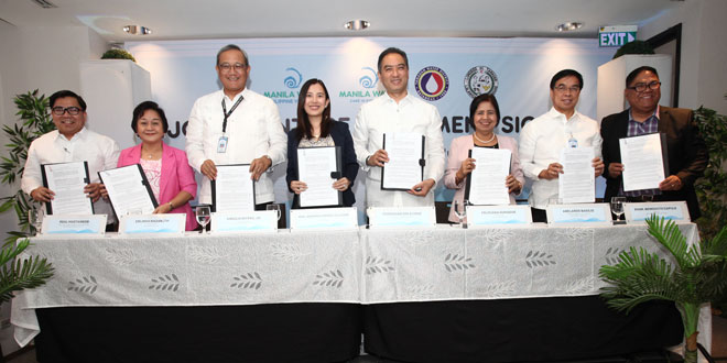 Manila Water consortium signs P1.5 billion deal for Tanauan project