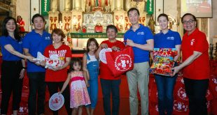 2019 Bags of Blessing–A tradition of giving back during chinese new year