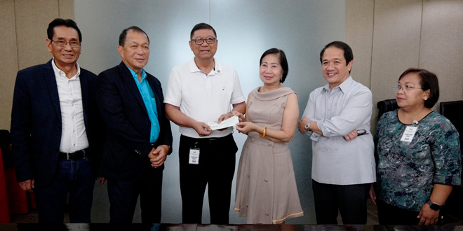 PAGCOR boosts rehab of SEAG facilities with P842.5 million grant to PSC