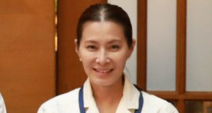 Vivienne Tan named PAL OIC as Bautista retires